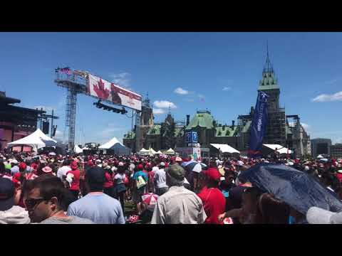 Canada Day 2019 In Ottawa 🇨🇦