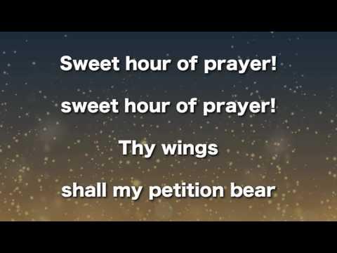 Sweet Hour of Prayer, Instrumental