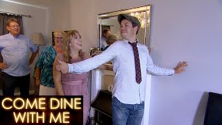 Georgia Shows Off Her Ballet Skills | Come Dine With Me