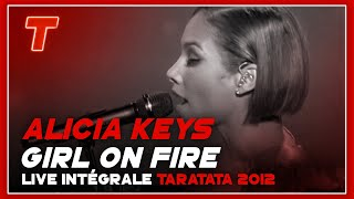 "Alicia Keys ""Girl On Fire"" (Live TV Taratata)"