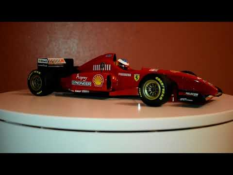 Ferrari F310 - 1:18 Scale Model Car Review