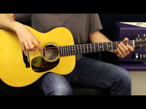 Kenny Chesney - El Cerrito Place - Acoustic Guitar Lesson - EASY - Beginner Chords