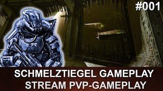 Destiny Schmelztiegel Gameplay #001 (Deutsch/German)