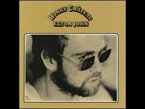 Elton John ~Mona Lisas And Mad Hatters   HQ
