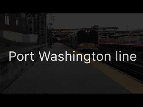 All LIRR Line Announcements