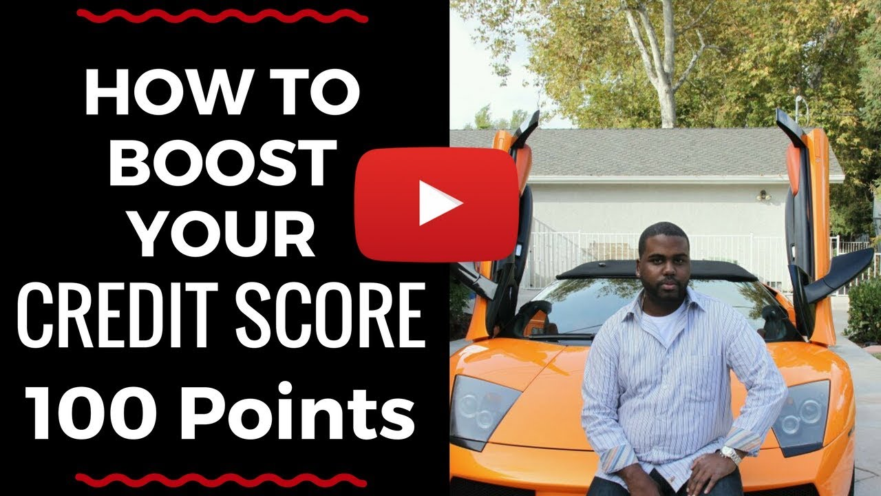 How To Raise Your Credit Score 100 Points In 90 Days Fast