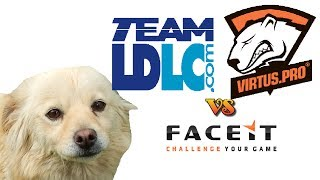 Dog Predicts Results In Cs:go, Ldlc-virtus.pro, 31-05-2014