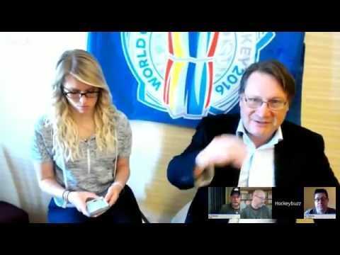 Hockeybuzzcast - September 19, 2016