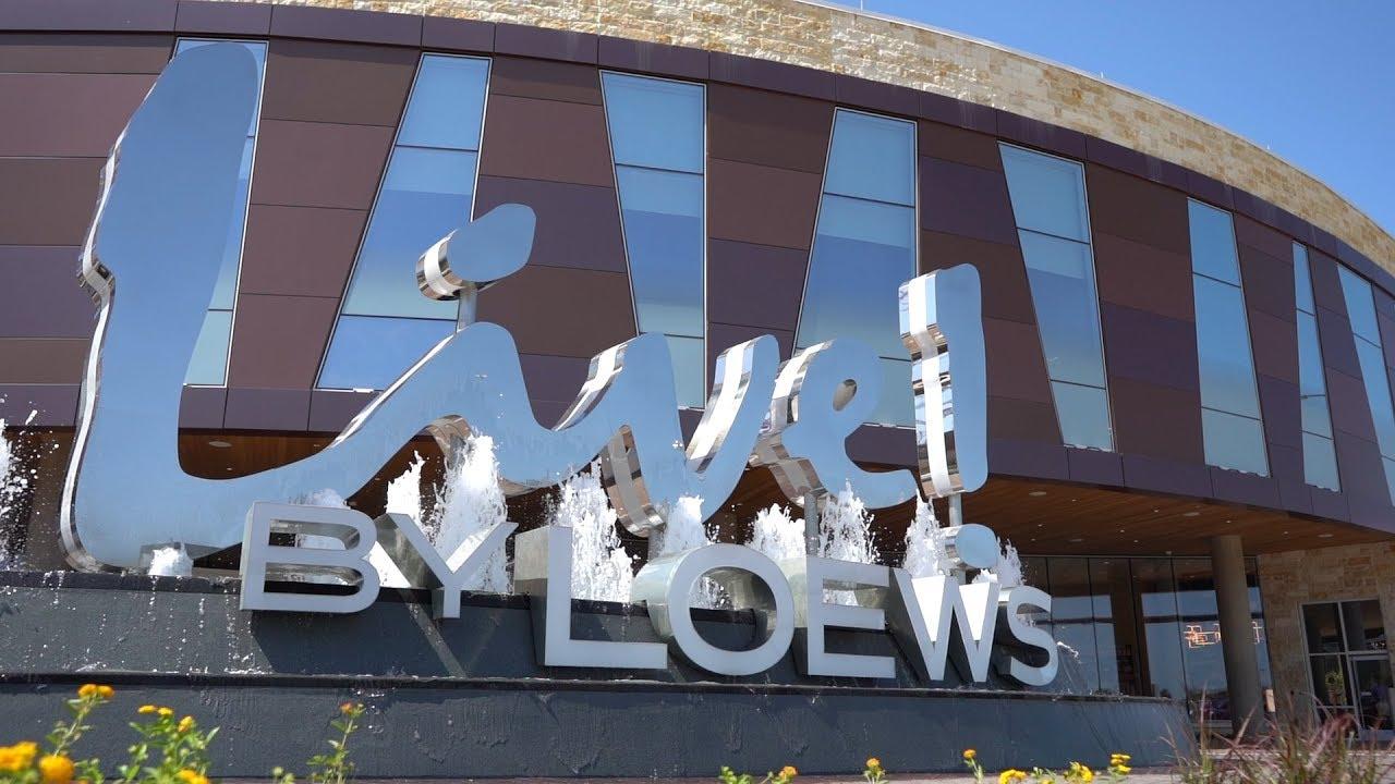 $150 Million Flagship Live! by Loews - Arlington, TX Opens