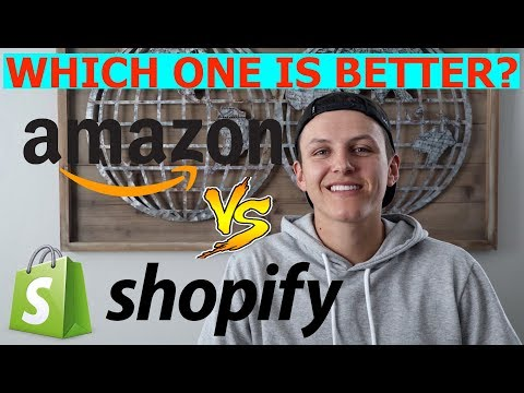 Amazon FBA VS Shopify Dropshipping In 2019 (Which Is Better?)
