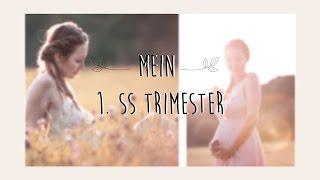 1. SS Trimester Schwangerschaftsupdate 5.-13. SSW // Eileiterschwangerschaft Ängste Übelkeit