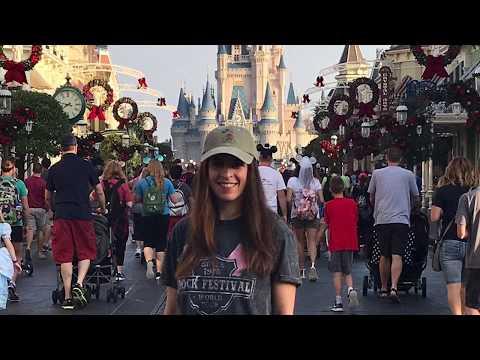 Disney And Universal Orlando November 2017