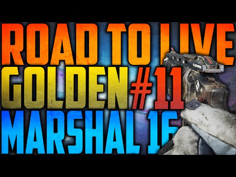 VIER IN ÉÉN! - Road to Live Golden Marshal #11 (COD: Black Ops 3)