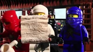 How Lloyd Became the Green Ninja  - LEGO Ninjago - Stop Motion