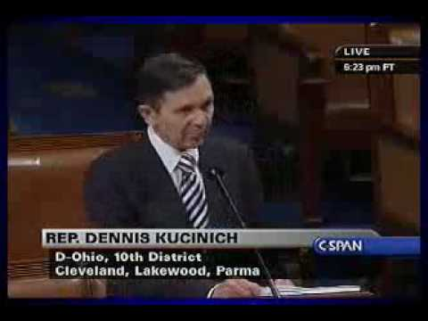Kucinich: Articles of Impeachment 15.