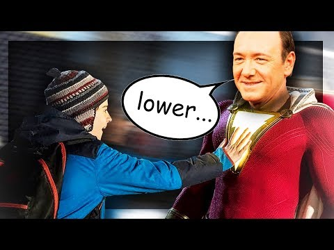SHAZAM! | movie review