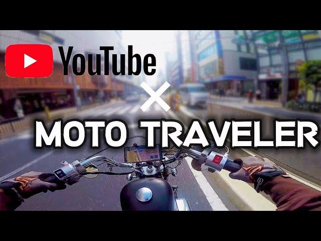 YouTuberになりました。/ V-TWIN MAGNA 250【Motovlog】