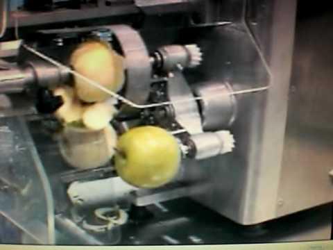 Apple Peeler, Wedger, Corer and Slicer - 12 Apples Per ...