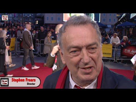 Stephen Frears London Film Festival The Program Premiere Interview