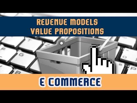 15. Revenue Models l Value propositions l Typical EC Business Models l E Commerce