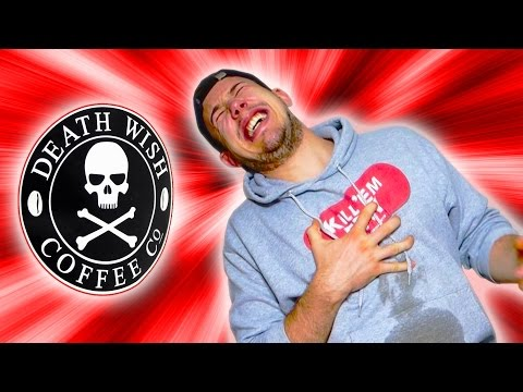 100 Shots of the World's Strongest Coffee (WARNING)