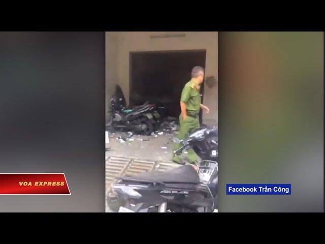 Truyền hình VOA 21/6/18: Nổ tại trụ sở công an, 1 người bị thương