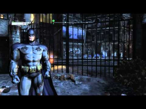 Let's Play Arkham City - Part 9: Gliding in Style