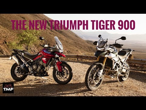 REVEALED! New 2020 Triumph Tiger 900 | First Look Review