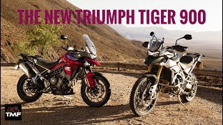 Скачать REVEALED New 2020 Triumph Tiger 900 First Look Review