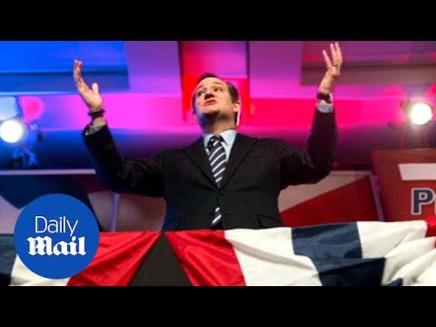 Texas Senator Ted Cruz To Announce Presidential Bid - Daily Mail