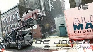 GTA 4 Duro de joder 2 (Loquendo) Cap. 6 Wanted (HD)