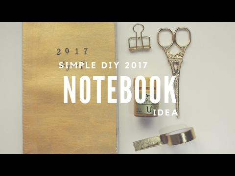 DIY Notebook Idea