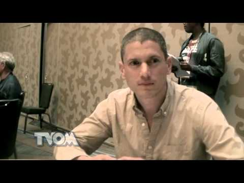 2015 Comic-Con Roundtable Interview: Wentworth Miller (Legends of Tomorrow)