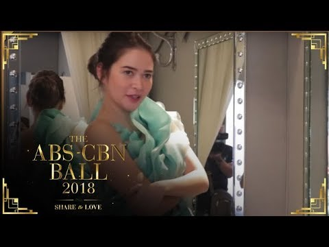The ABS-CBN Ball 2018: Bela Padilla all glammed up