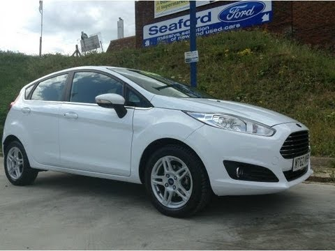 ford fiesta 1 6 powershift automatic 2013 vehicle sold at. Black Bedroom Furniture Sets. Home Design Ideas