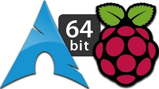 Arch Linux 64bit For Raspberry Pi 3 with Installation Process
