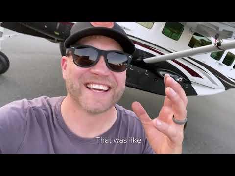 Nick Hoffman's Adventures in the Cessna 208 Caravan