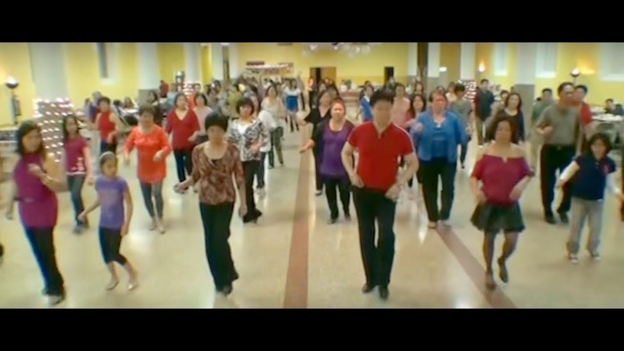 Cab Driver Line Dance- Linda Oates | dance video | Dance ...
