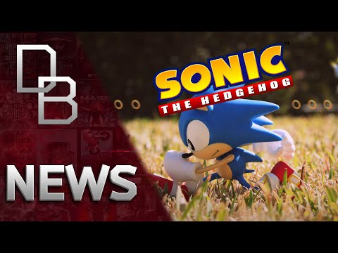 Sonic the Hedgehog Live-Action Movie in 2018 | DB News