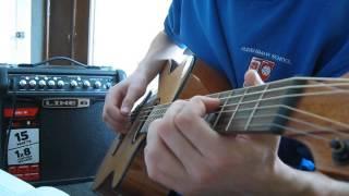 Yiruma - River Flows in You на гитаре + табы