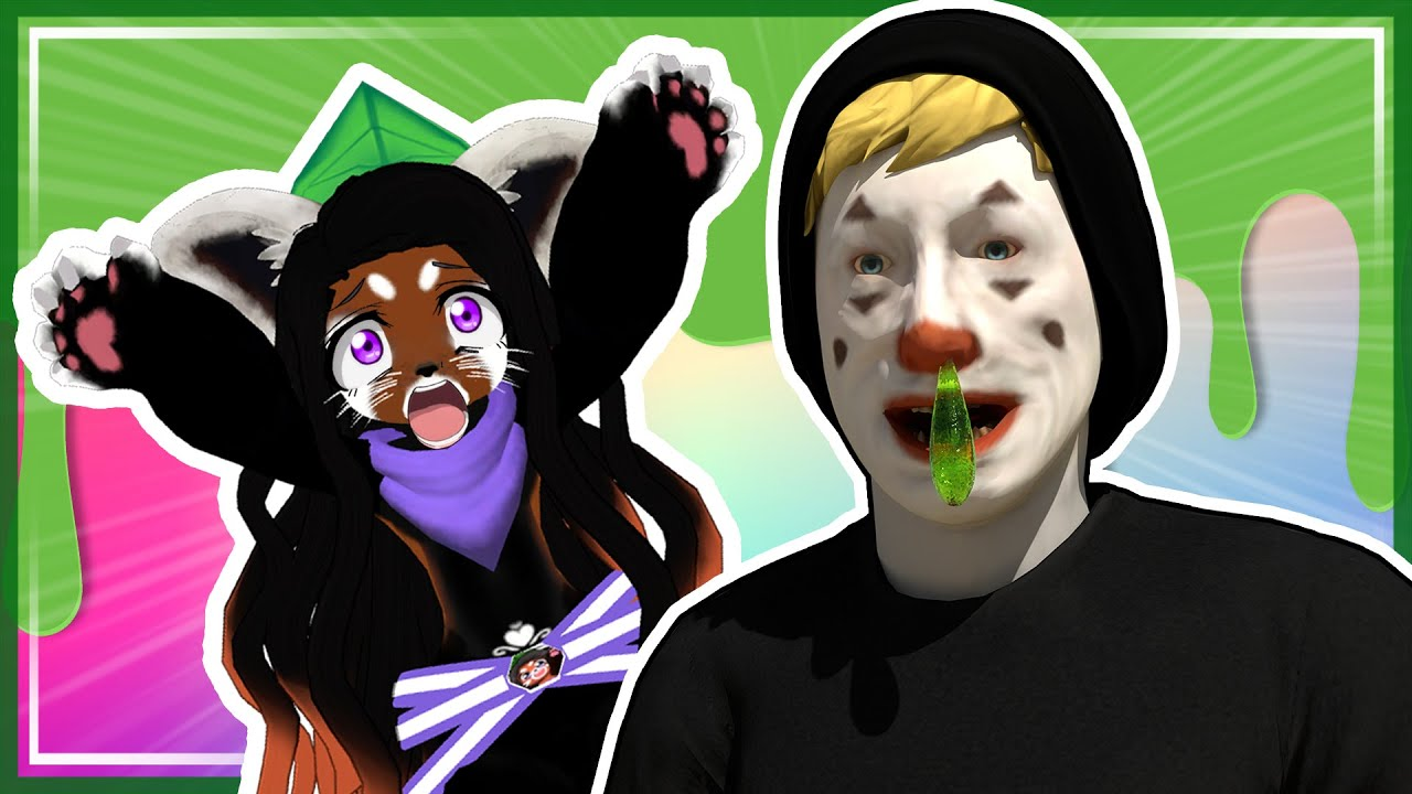 How to GROSS people out in 🤢 VRCHAT