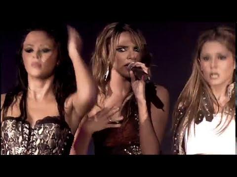 Girls Aloud - Real Life (Live - Hammersmith Apollo, London, UK, Nov 2005)
