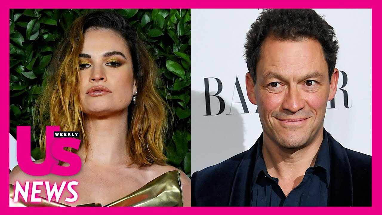 Lily James has 'a lot to say' about Dominic West scandal  just not yet