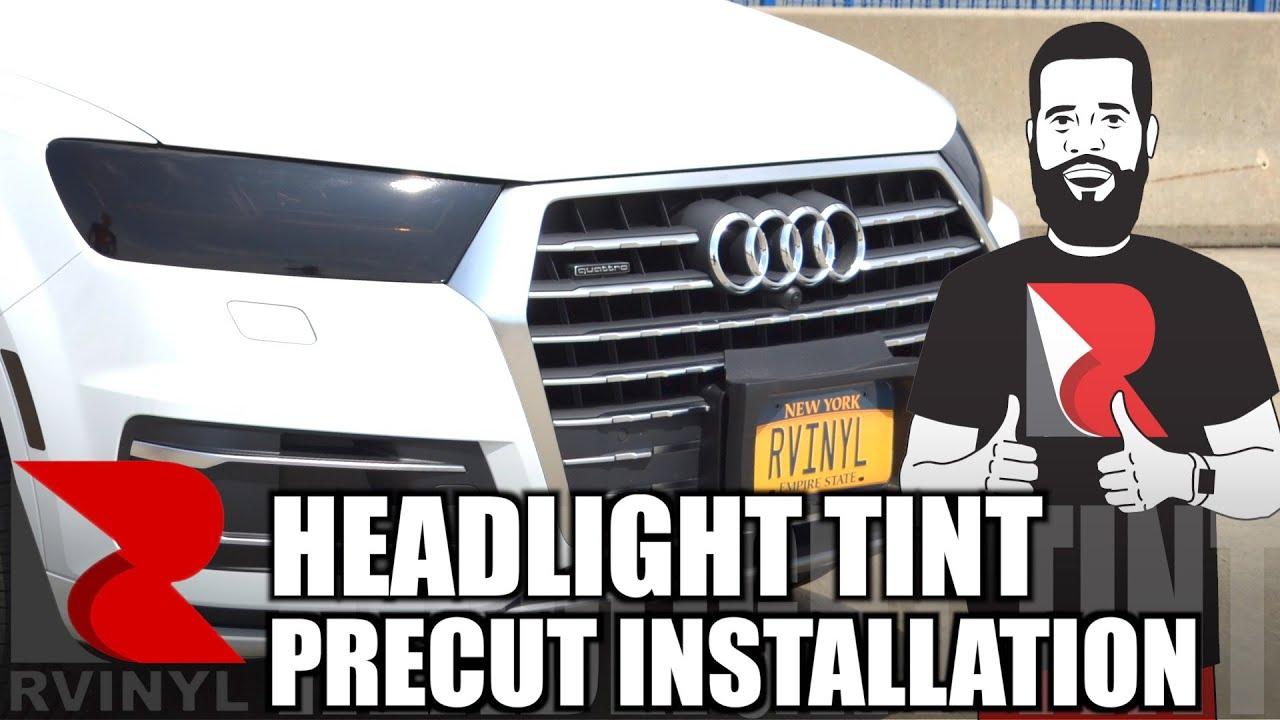 Headlight Tint | Headlight Protection | Fog Light Tint
