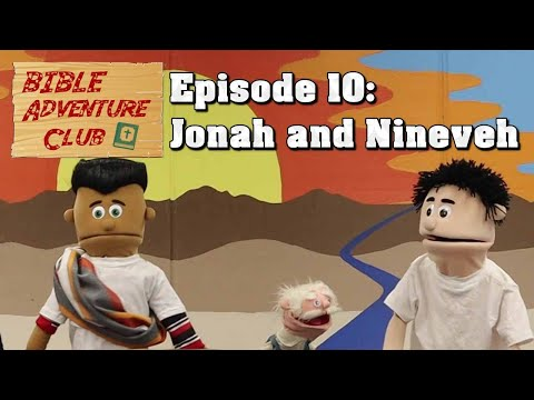 Bible Adventure Club: Episode 10