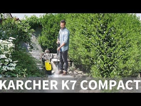 NEW Karcher K7 Compact Pressure Washer