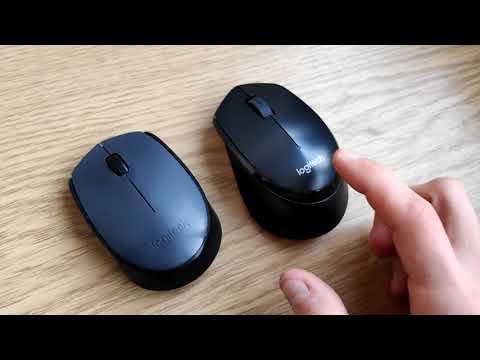 Обзор мышки Logitech M330 из Китая