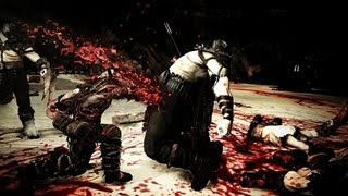 Bloodforge - Let the bodies hit the floor Conan style (Gameplay 1080p)