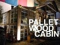 A Pallet Wood Potting Shed (potential for a Tiny House or Cabin?)