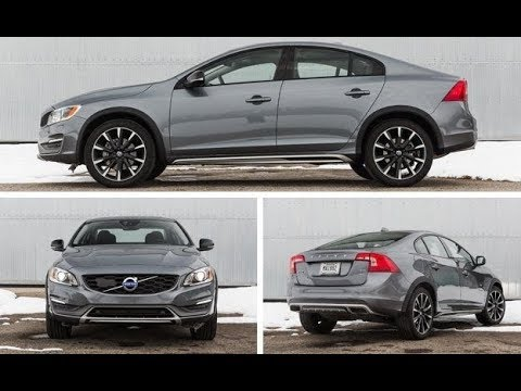 2018 Volvo S60 Cross Country Full Review